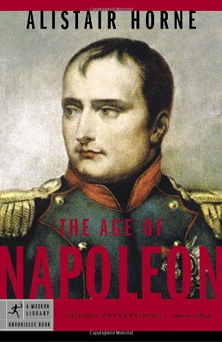 Alistair Horne The Age Of Napoleon