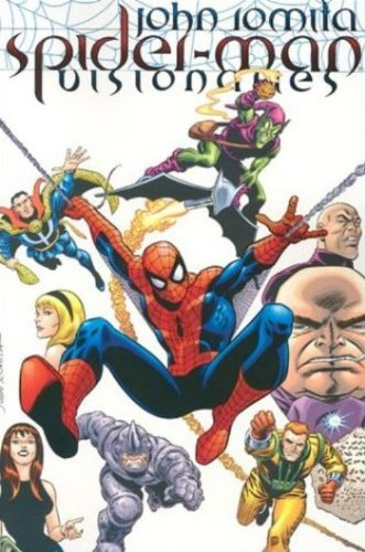 Roy Thomas Spider Man Visionaries