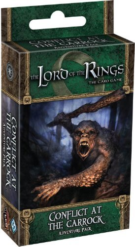 Card Game Lord Of The Rings Lcg Conflict At The Carrock