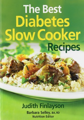 Judith Finlayson Diabetes Slow Cooker Recipes