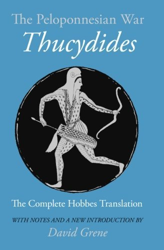Thucydides The Peloponnesian War