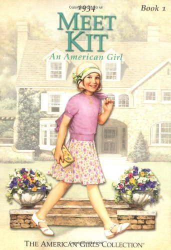 Valerie Tripp Meet Kit An American Girl