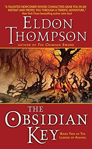 Eldon Thompson The Obsidian Key