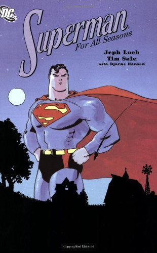 Jeph Loeb Superman For All Seasons