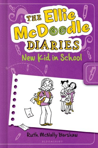 Ruth Mcnally Barshaw The Ellie Mcdoodle Diaries New Kid In School