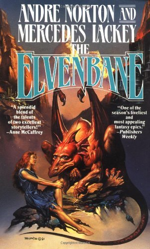 Andre Norton The Elvenbane Book 1 Of The Halfblood Chronicles
