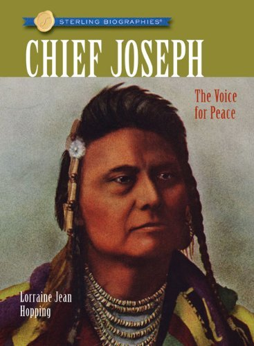 Lorraine Jean Hopping Chief Joseph The Voice For Peace