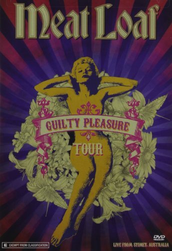 Meat Loaf Guilty Pleasures Tour Live Fro