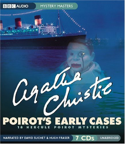 Agatha Christie Poirot's Early Cases 18 Hercule Poirot Mysteries Edition