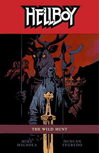 Mike Mignola The Wild Hunt
