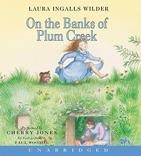 Laura Ingalls Wilder On The Banks Of Plum Creek CD Abridged