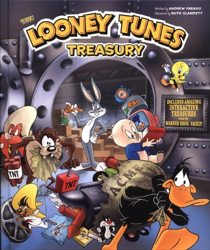 Andrew Farago The Looney Tunes Treasury Includes Amazing Interactive Treasures From The W