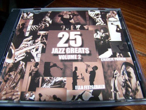 Time Music 25 Jazz Greats Vol. 2