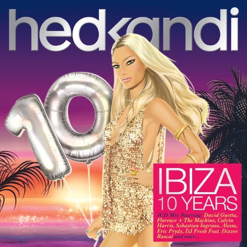 Hed Kandi Hed Kandi Ibiza 10 Years Import Gbr 3 CD