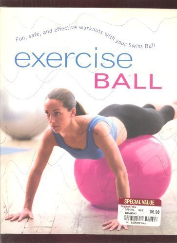 Sara Rose Exercise Ball