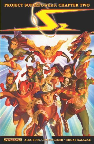 Alex Ross Project Superpowers Chapter Two Volume One