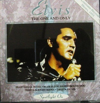 Presley Elvis One & Only