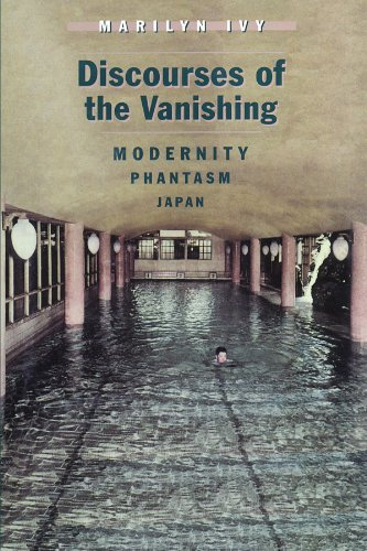Marilyn Ivy Discourses Of The Vanishing Modernity Phantasm Japan