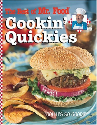 Art Ginsburg The Best Of Mr. Food Cookin' Quickies