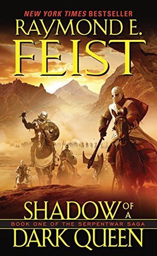 Raymond E. Feist Shadow Of A Dark Queen