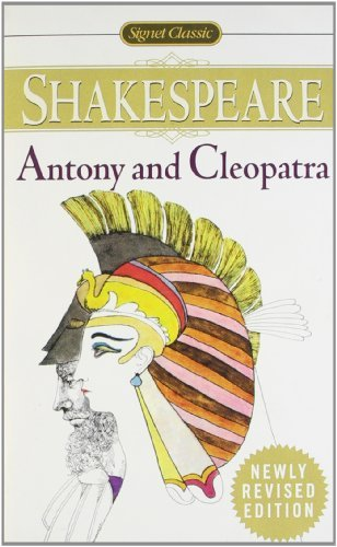 William Shakespeare Antony And Cleopatra Revised