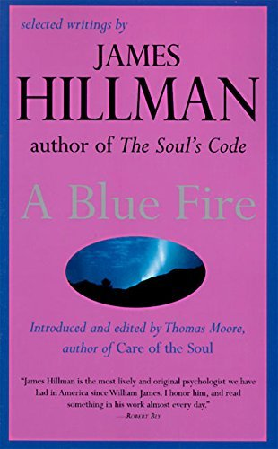 James Hillman A Blue Fire