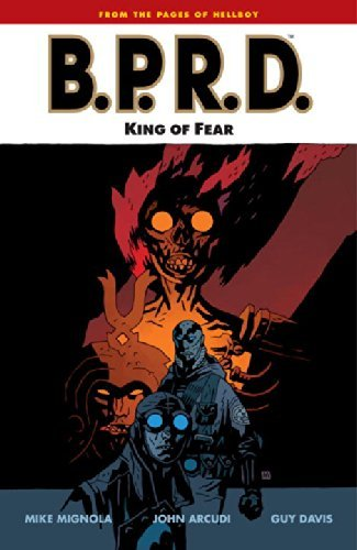 Mike Mignola King Of Fear