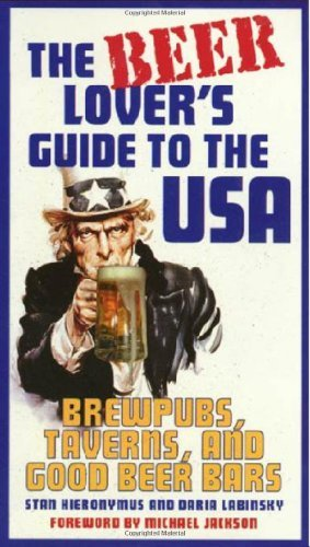 Stan Hieronymus Beer Lover's Guide
