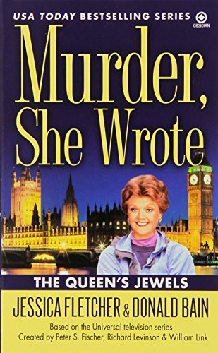 Jessica Fletcher The Queen's Jewels