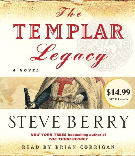 Steve Berry The Templar Legacy Abridged