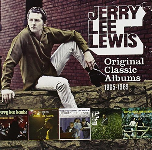 Jerry Lee Lewis Original Classic Albums 1965 1