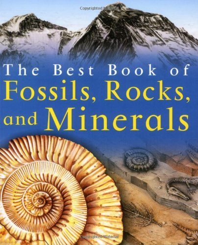 Chris Pellant Best Book Of Fossils Rocks And Minerals The