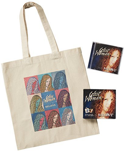 Celtic Woman Believe Special Ed. Incl. Tote Kit