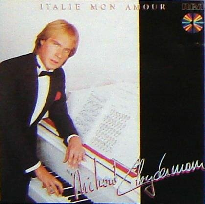 Richard Clayderman Italie Mon Amour