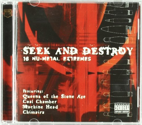 Seek & Destory 16 Nu Metal Seek & Destory 16 Nu Metal Import Gbr