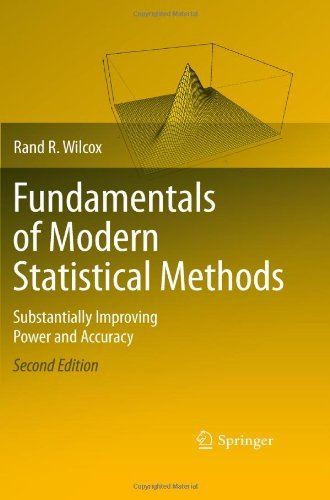 Rand R. Wilcox Fundamentals Of Modern Statistical Methods Substantially Improving Power And Accuracy 0002 Edition;2010