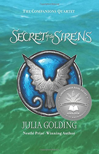 Julia Golding Secret Of The Sirens