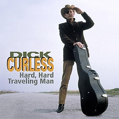 Dick Curless Hard Hard Traveling Man 4 CD Incl. Book