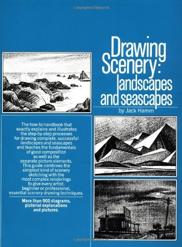 Jack Hamm Drawing Scenery Landscapes And Seascapes
