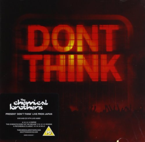 Chemical Brothers Don't Think Deluxe Ed.