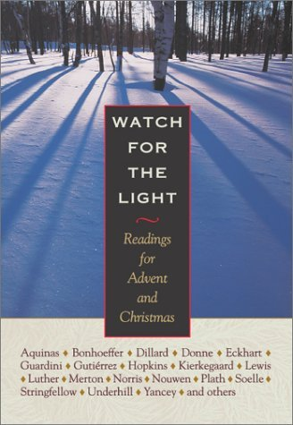 Plough Publishing House Watch For The Light Readings For Advent And Chris