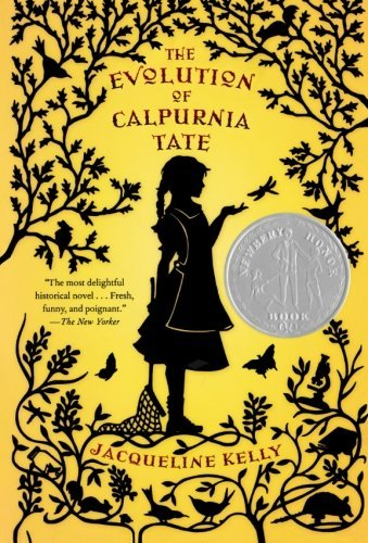 Jacqueline Kelly The Evolution Of Calpurnia Tate