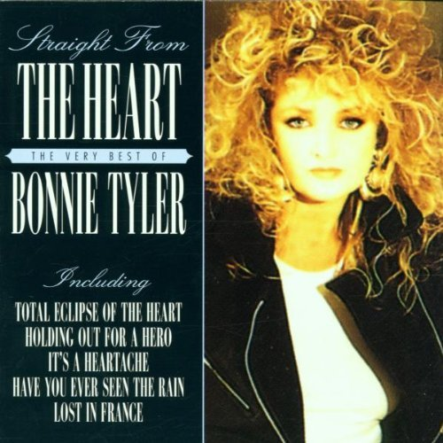 Bonnie Tyler Straight From The Heart Import Gbr