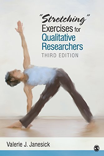 Valerie J. Janesick Stretching Exercises For Qualitative Researchers 0003 Edition;