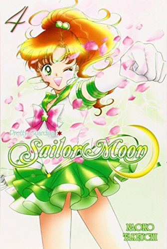 Naoko Takeuchi Sailor Moon Volume 4