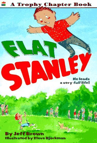 Bjorkman Steve Brown Jeff Flat Stanley (a Trophy Chapter Book)