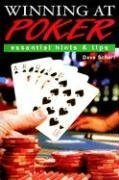 Dave Scharf Winning At Poker Essential Hints & Tips