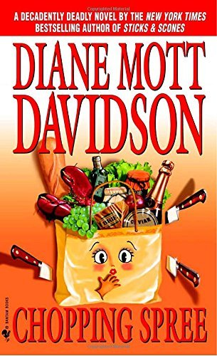 Diane Mott Davidson Chopping Spree