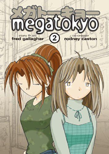 Fred Gallagher Megatokyo Volume 2