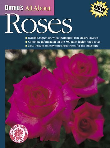 Ortho Books All About Roses